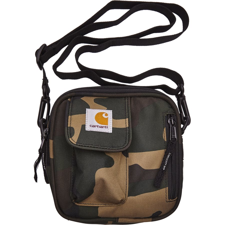 ESSENTIALS BAG I006285. - Essentials Small Bag - Tasker - CAMO LAUREL - 1